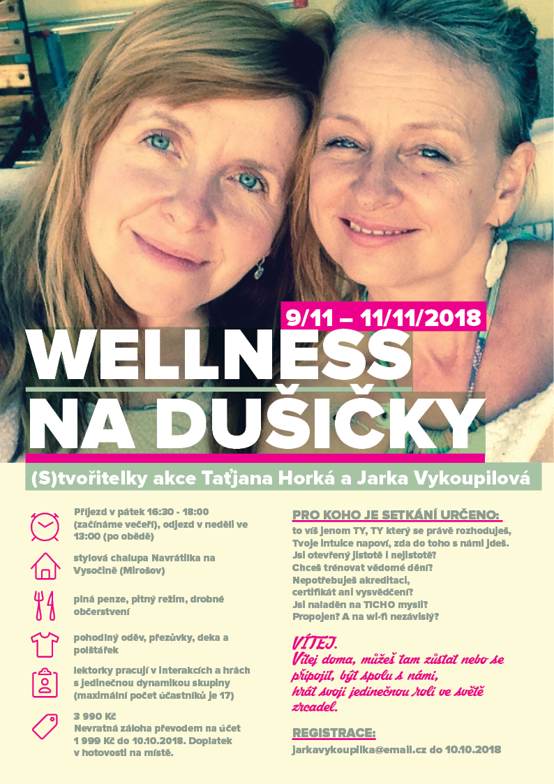 wellnes na dusicky